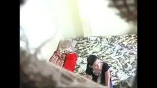 Indian teen sex under hidden cameras