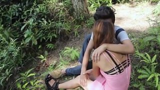 Hot Nepali Gf outdoor xxx mms