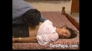 Little teen girl raped by her unce